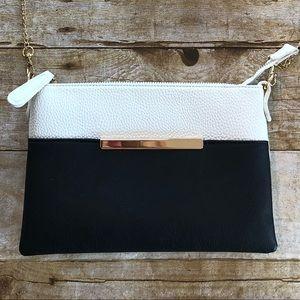 Charming Charlie Color Block Crossbody Bag